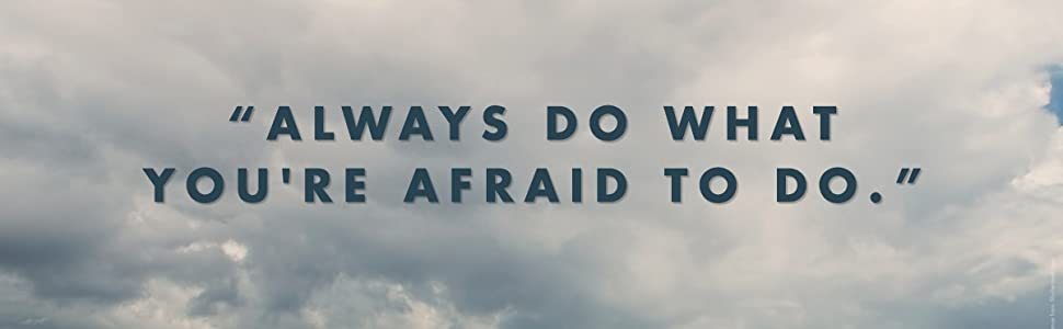 we were liars always do what you're afraid to do young adult