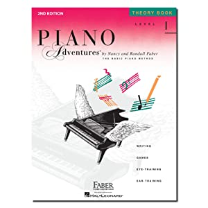 Piano Adventures Theory Book