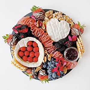 that cheese plate;Cheese By Numbers;cheese board;charcuterie;meat and cheese board;hostess gift
