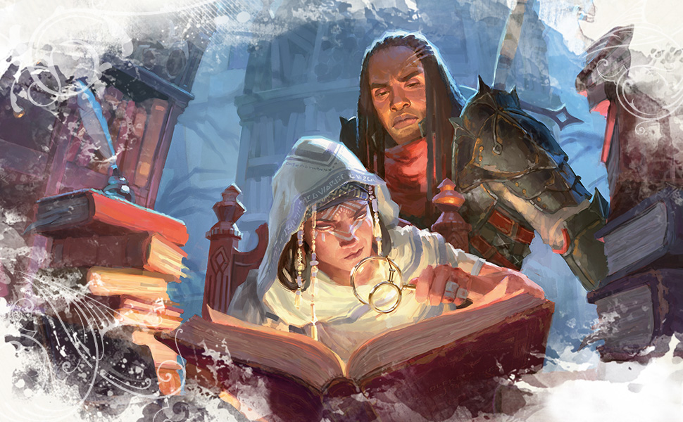 Candlekeep, Dungeons & Dragons, Mystery