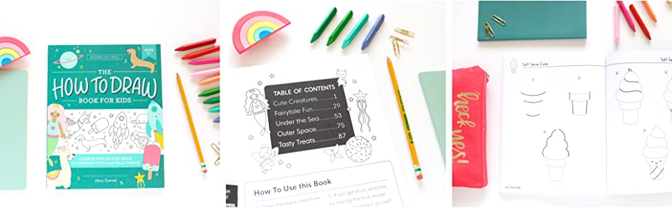 how to draw books for kids, how to draw for kids, drawing books for kids 9-12, how to draw for girls