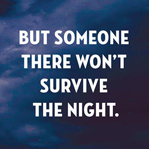 But someone there won't survive the night.;joy fielding;Cul-de-sac;thrilller;suspense;Psychological