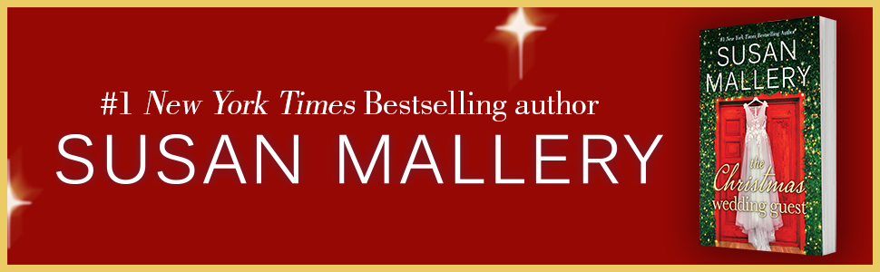 #1 New York Times Bestselling author Susan Mallery