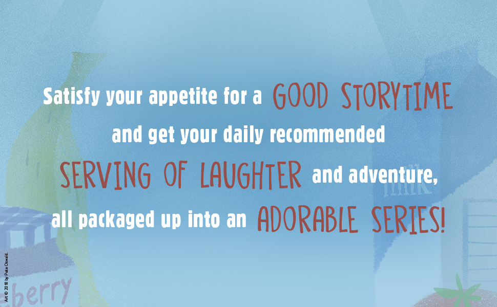 good storytime, laughter, series, kids