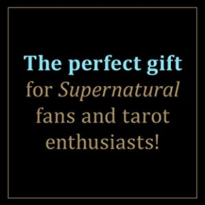 The perfect gift for Supernatural fans and tarot enthusiasts!
