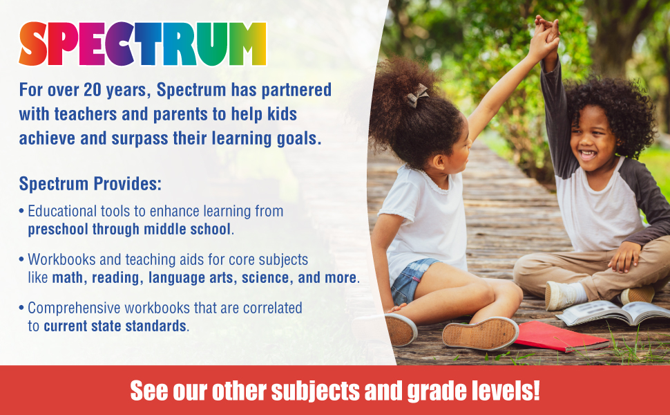 overarching brand image and text for Spectrum