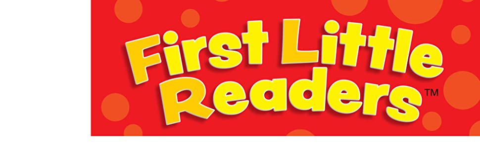 First Little Readers are irresistible books that are just the right level for beginning readers