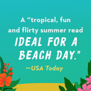 A tropical fun and flirty summer read ideal for a beach day - USA Today