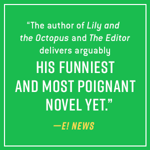 """""""The author... delivers arguably his funniest and most poignant novel yet."""" - E!News"""