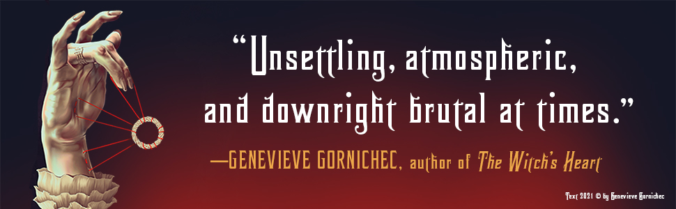 The Death of Jane Lawrence Caitlin Starling Genevieve Gornichec quote