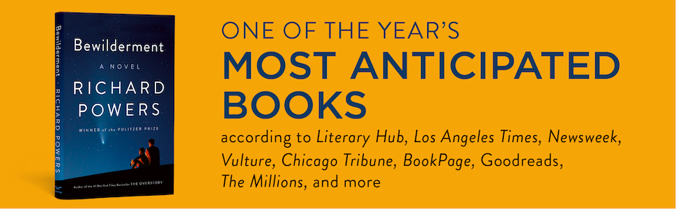 Bewilderment is one of the year's most anticipated books according to numerous publications.