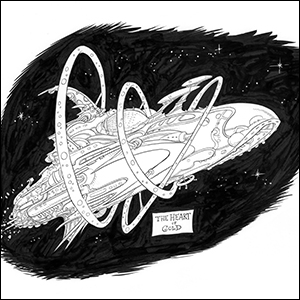illustrated edition;Douglas Adams;science fiction;gifts for nerds;geeky gifts;sci fi books;aliens