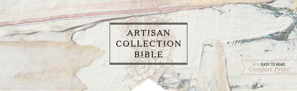 hand-painted Bible, hand painted Bible, artisan collection